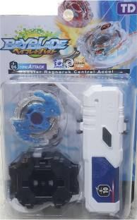 TAKARA TOMMY Beyblade Burst - SPRYZEN S2 (Storm Spryzen)-Shu Kurenai