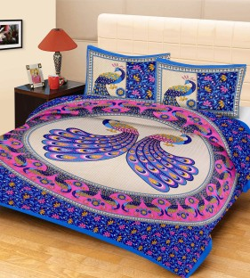 Bed sheets Buy Single Double Bedsheets Online at Best Prices