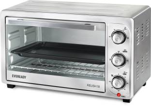 Eveready Relish 18 18 L Oven Toaster Grill (Silver)