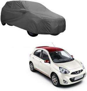Coverwell Car Cover For Nissan Micra Price In India Buy Coverwell