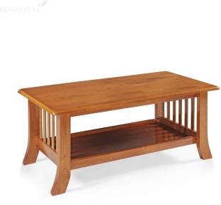 RoyalOak Vita Solid Wood Coffee Table