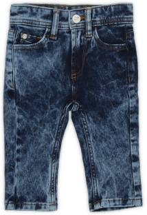 a516c129 Levi's Regular Boys Dark Blue Jeans - Buy Dark Sky-604 Levi's ...