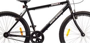 Hero Spunky 26 T Single Speed Road Cycle