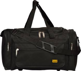 DOMYOS by Decathlon Fitness Training Gym Bag Black - Price in India ... 891537c639e48