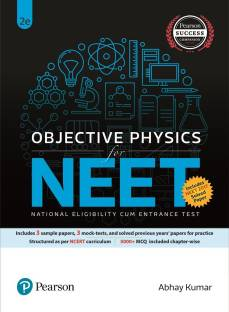 NEET Objective Physics - Includes NEET 2017 Solved Paper Second Edition