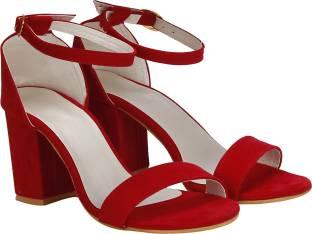 Heels - Buy Heeled Sandals, High Heels For Women Online At Best ...