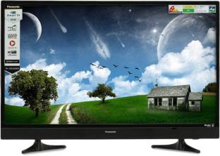 Panasonic TH-32ES480DX 80Cm (32 Inches) HD Ready Smart LED TV (Black)
