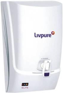 LIVPURE Glitz+ 7 L RO + UF Water Purifier
