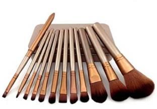 ALAMOS NAKED3 Powerbrush 12 edition Makeup Brush Set