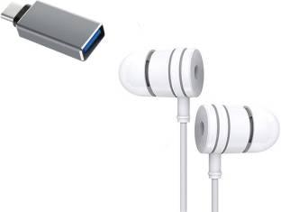 Army Headphone Accessory Combo for Mi A1, Xiaomi Mi Andriod