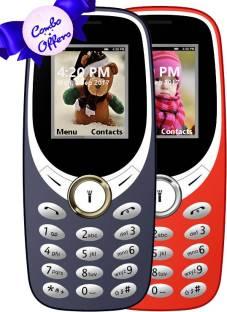 I Kall K31 Combo of Two Mobile