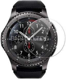 Hamee Tempered Glass Guard for Samsung Gear S3 Smartwatch, Samsung Gear S3 Frontier Smartwatch,
