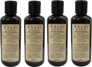 Khadi Herbal Amla & Bhringraj Hair Oil