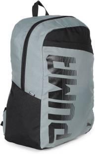 a9ee350b078b Puma Pioneer I 24 L Laptop Backpack Puma Black - Price in India ...