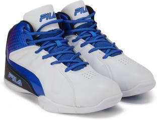baf56a19ba0f Fila ENTRAPMENT 3 Basketball Shoes For Men - Buy BLK FLA RD MET SIL ...