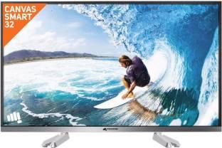 Micromax 81 cm (32 inch) HD Ready LED Smart TV