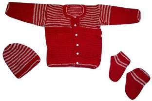 e93f4f23d698 DADIMA KI BUNAI Boys   Girls Casual Sweater Sweater Price in India ...