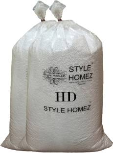 STYLE HOMEZ 3 KG High Density Beans Bean Bag Filler
