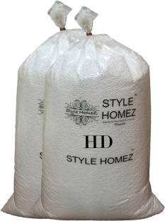 STYLE HOMEZ 2.5 KG High Density Beans Bean Bag Filler
