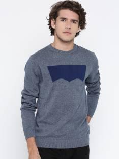 Levi's Graphic Print Casual Men's Sweater