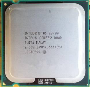 Intel Q8400 2.66 GHz LGA 775 Socket 4 Cores Desktop Processor
