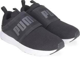 f8687ccace2 Puma Enzo Strap Wn s Running Shoes For Women - Buy Puma Black-Puma ...