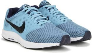 4a86152e3ef3 Nike DOWNSHIFTER 7 Running Shoes For Men - Buy CHLORINE BLUE BLACK ...