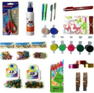 HaappyBox Art & Craft Kit for Kids