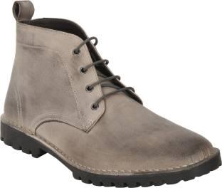 bugatti bugatti-fedele grey shoes for (men) size 13 boots for men