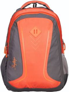 1a4c4c5e4fb Skybags Groove Plus 2 25 L Laptop Backpack Orange - Price in India ...