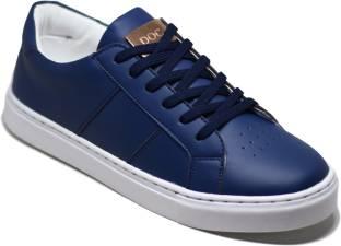 DOC Martin Bravo Blue Sneakers For Men