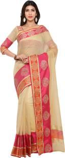 b1e4ada453c61 Buy Bhelpuri Woven Fashion Silk Multicolor Sarees Online   Best ...