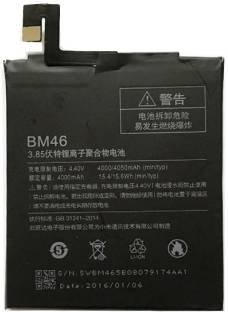 8bb85c1c207 redmi Mobile Battery For BM46 Note 3 Price in India - Buy redmi ...