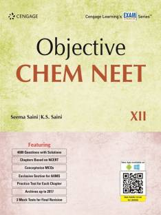 Cengage Objective CHEM NEET Class XII