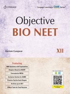Cengage Objective BIO NEET Class XII