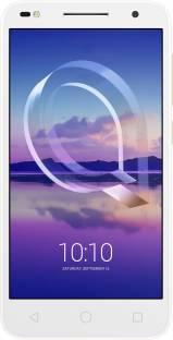 Alcatel U5 HD (Metallic Gold, 16 GB)