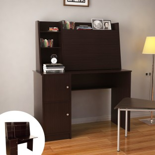 Perfect Homes By Flipkart Dalton Study Table