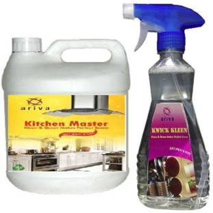 SCHEVARAN Food Industry Sanitizer Kitchen Cleaner Price in India