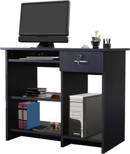 table office desk. Glenco Office / Writing Table Engineered Wood Desk
