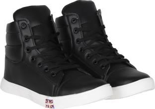 1255bf51af90 Fila ROBERTO Mid Ankle Sneakers For Men - Buy BLK NEO GRN Color Fila ...