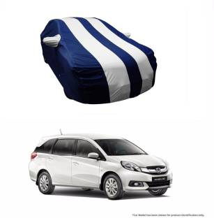 Shoolin Car Cover For Honda Mobilio With Mirror Pockets Price In