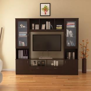 HomeTown Missouri Engineered Wood TV Entertainment Unit