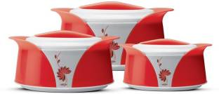 Milton Imperial Jr Gift Pack of 3 Thermoware Casserole Set 1 L, 1.5 L, 0.5 L