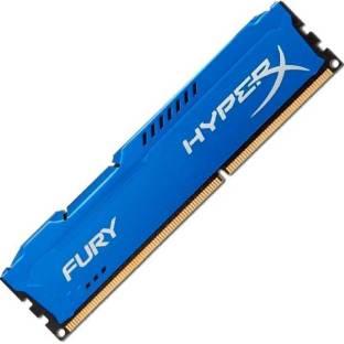 KINGSTON HyperX Fury DDR3 8 GB (Dual Channel) PC (HX316C10F/8)