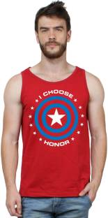 SayItLoud Marvel Men's Vest