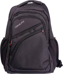 a3585de771 Travalate Basic Black 50 Ltr Travel Laptop Bag Trekking Bag 50 L Laptop  Backpack