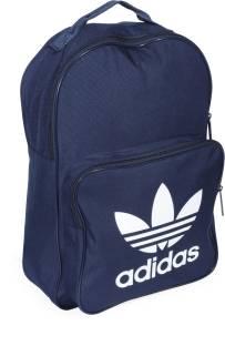 ADIDAS ORIGINALS BP CLAS TREFOIL 25 L Backpack BLUE - Price in India ... 7d714d654ef0b