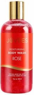JOVEES ROSE Moisturising Body Wash