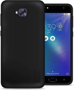 BIZBEEtech Back Cover for Asus ZenFone 4 Selfie   Black