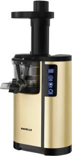 HAVELLS Nutrisense 230 W Juicer (1 Jar, Golden and Black)